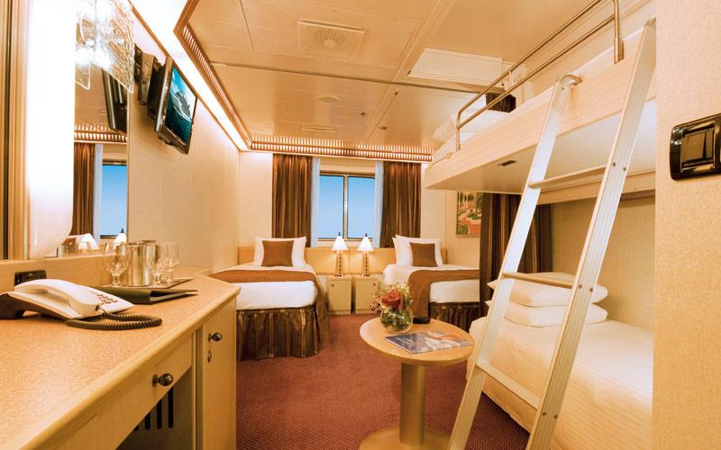 Carnival Magic Cruise Ship And Carnival Magic - Elation cruise ship rooms