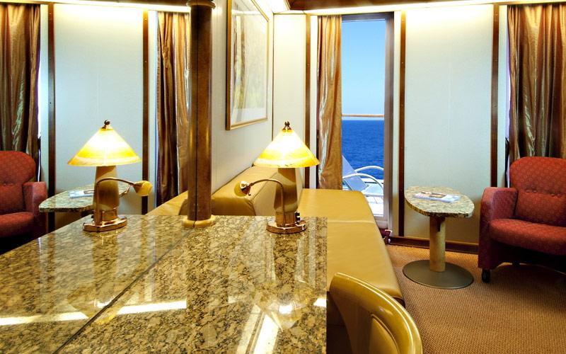 Carnival Cruise Line Carnival Pride Vista Suite