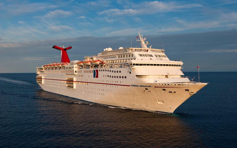 Carnival Cruise Line Carnival Sensation exterior