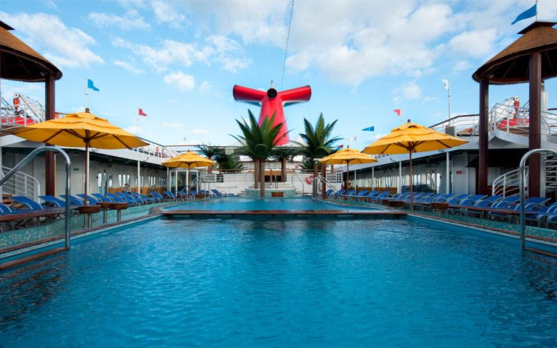 Carnival Cruise Line Carnival Sensation Resort Poo
