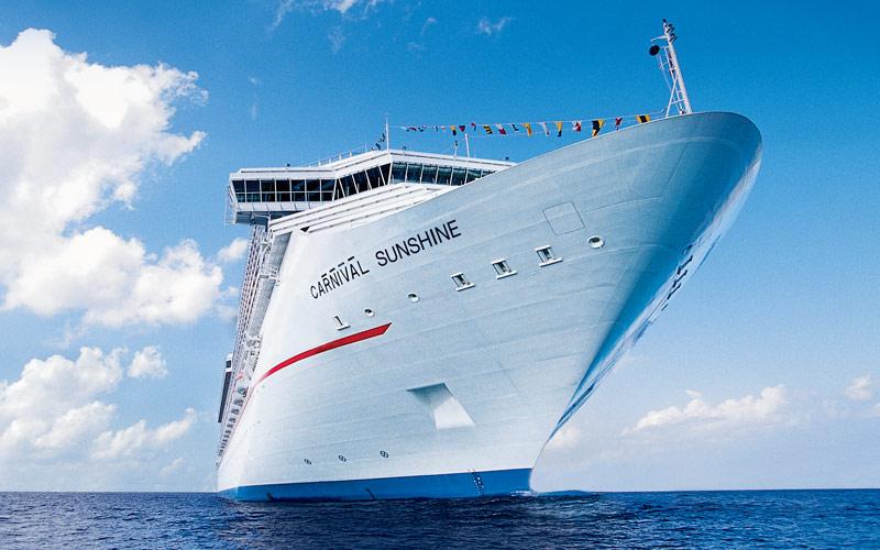 Carnival Cruise Line Carnival Sunshine Digi