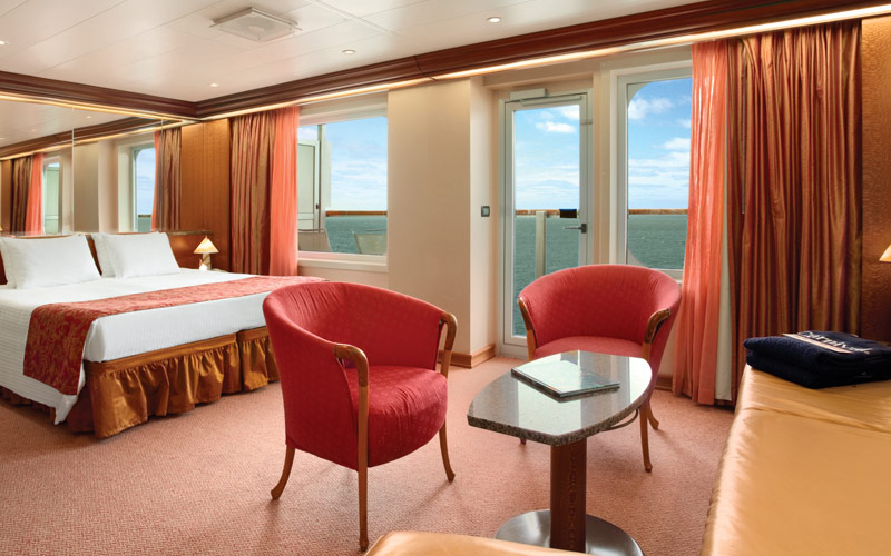 Carnival Cruise Line Carnival Valor Grand Suite
