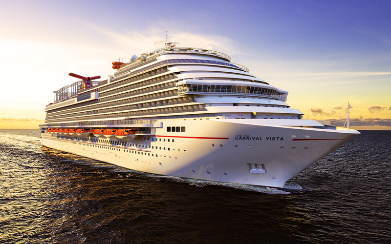 Carnival Vista Cruise Ship And Carnival Vista - Cruise ships that leave from baltimore md