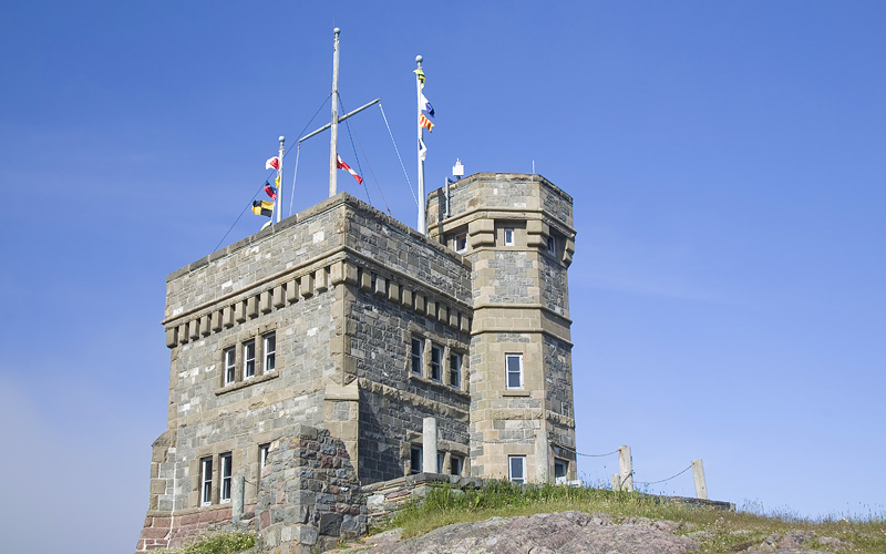 Canada Cabot Tower St. John