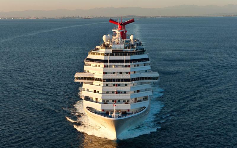 Carnival Cruise Line Carnival Splendor exterior