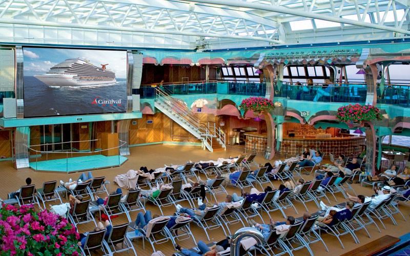 Carnival Splendor Cruise Ship 2017 And 2018 Carnival Splendor Destinations