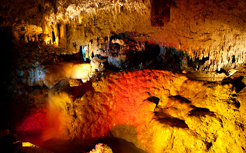 Harrison Cave Barbados Carnival Cruises Caribbean