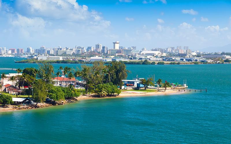 San Juan, Puerto Rico Carnival Cruises Caribbean