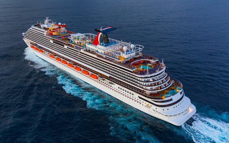 Carnival Horizon Cruise Ship 2018 And 2019 Carnival
