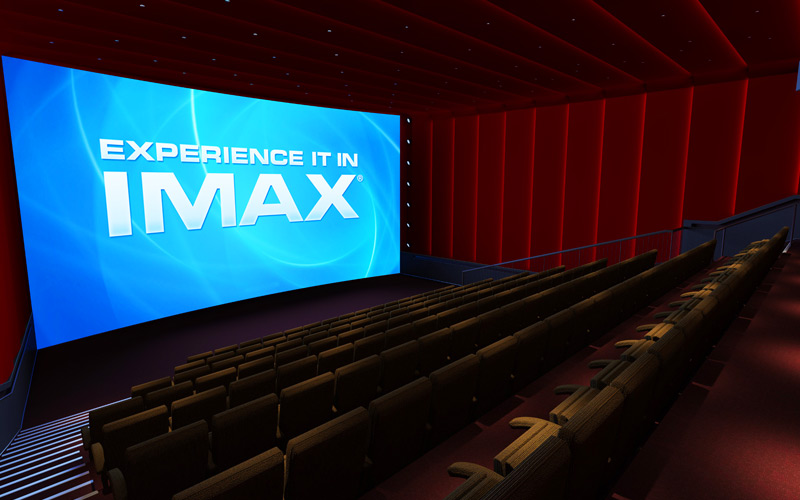 Carnival Horizon IMAX Theatre