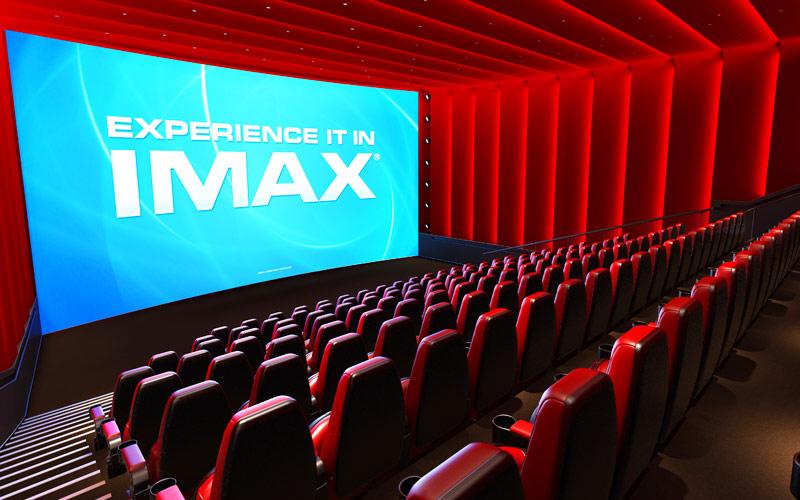 IMAX Theatre aboard Carnival Panorama