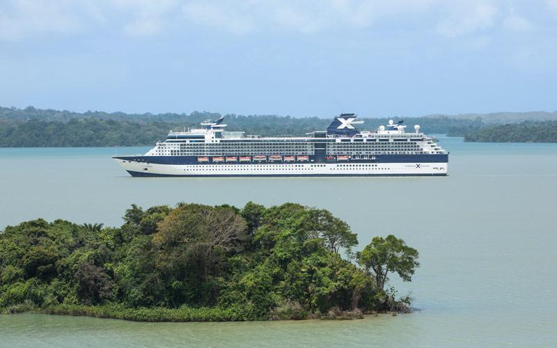 Celebrity Cruise Line Celebrity Infinity exterior2