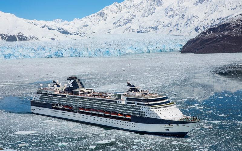 Celebrity Cruise Line Celebrity Millennium Exterio
