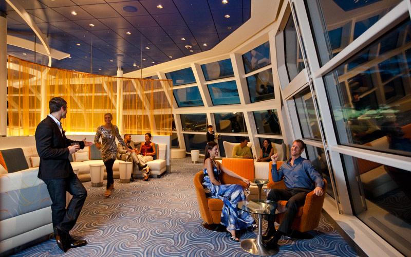 Celebrity Cruise Line Celebrity Solstice Sky Obser