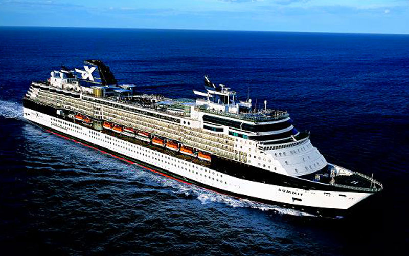 Celebrity summit cruise tracker
