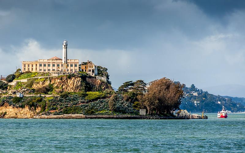 Alcatraz Island, San Francisco Celebrity Cruises
