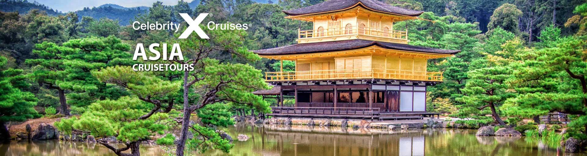Celebrity Cruises Asia Cruisetours