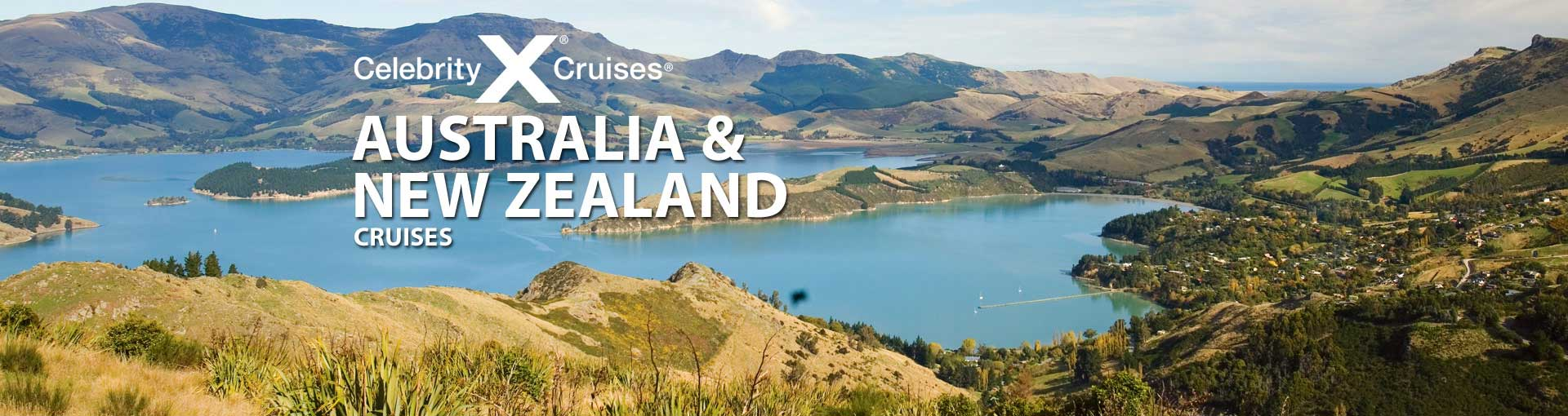 Celebrity Cruises Australia and New Zealand