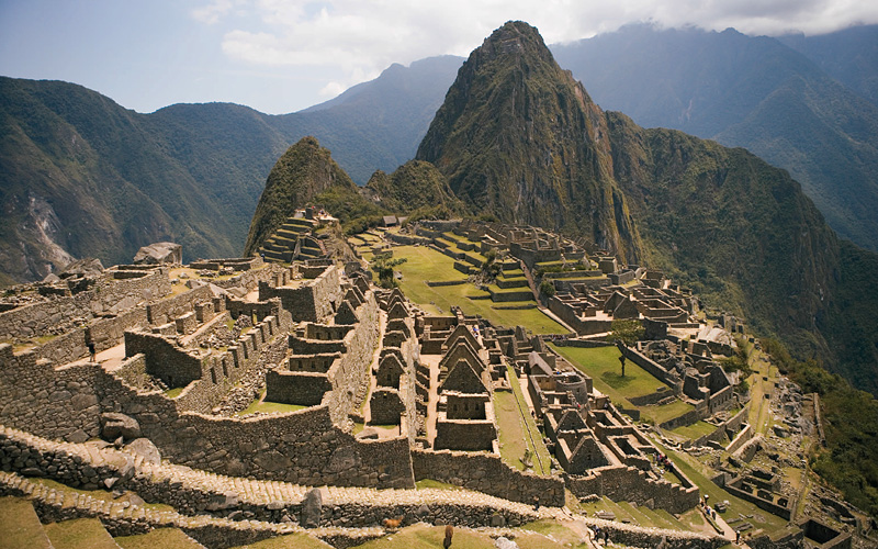 Machu Picchu South America Celebrity Cruises