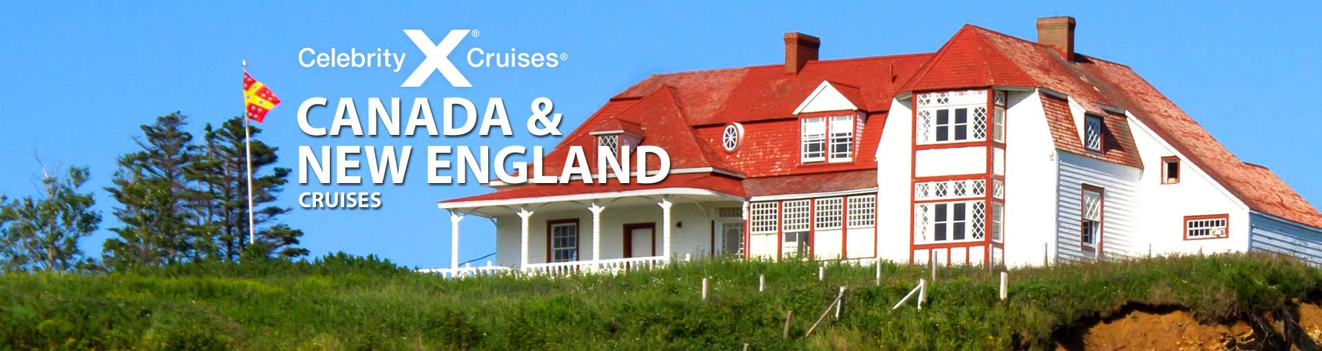 Celebrity Cruises Canada and New England Cruises
