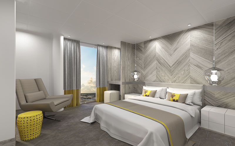 Iconic Suite on Celebrity Edge