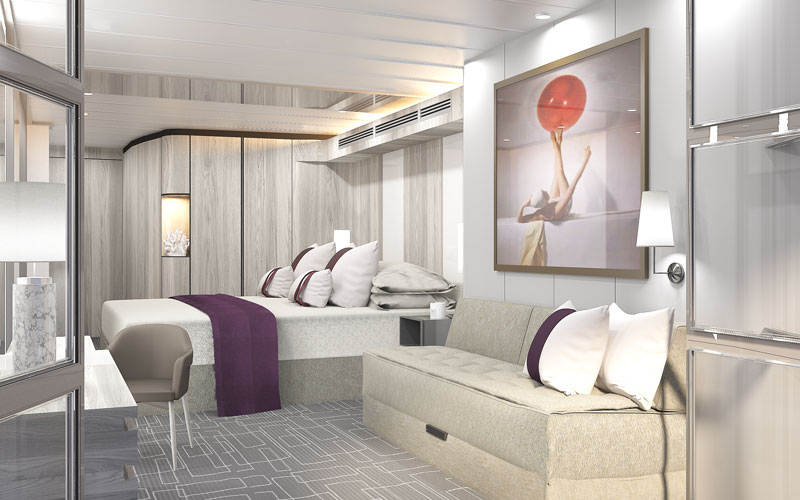 Infinite Veranda aboard Celebrity Edge