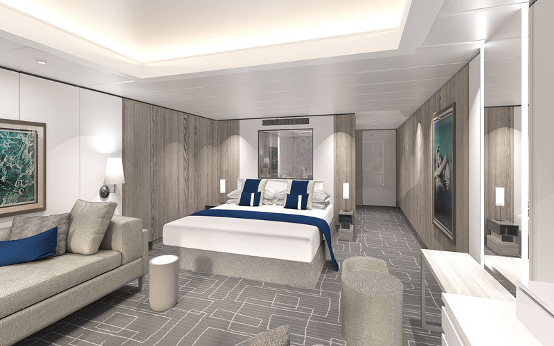 Sky Suite on Celebrity Edge