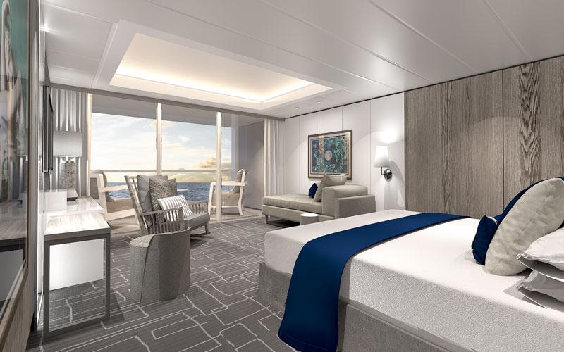 Sky Suite aboard Celebrity Edge