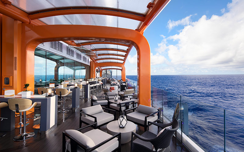 Magic Carpet on the Celebrity Edge