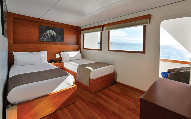 Celebrity Xploration Stateroom