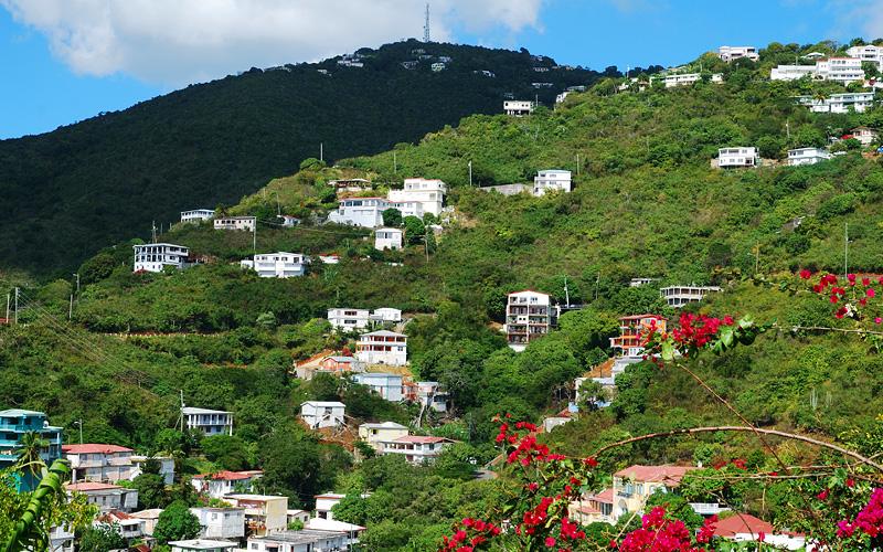 Charlotte Amalie St. Thomas Celebrity Cruises