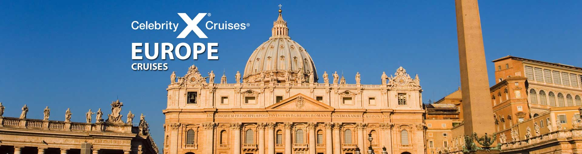 European Cruise Deals: Celebrity