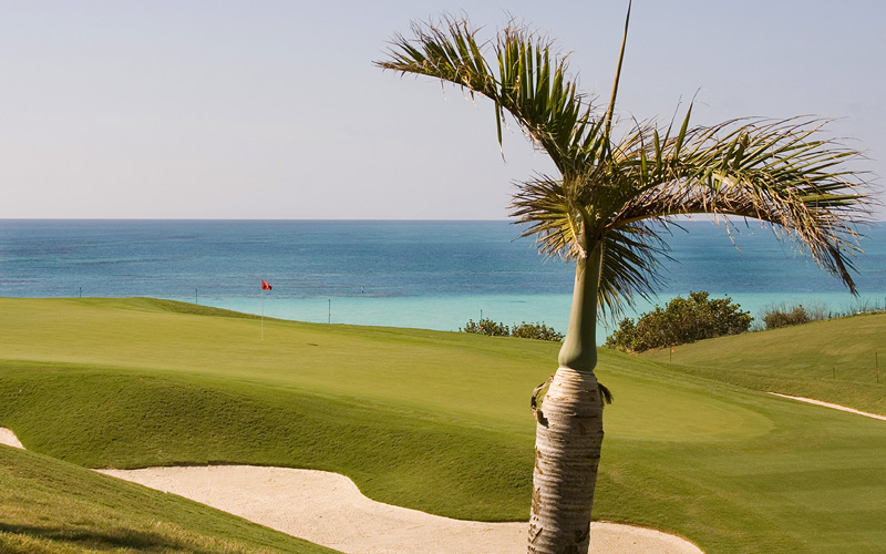 Bermuda Golf Course Celebrity Cruises