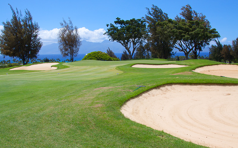 Hawaii golf course Celebrity Cruises