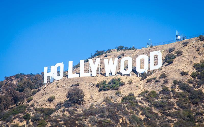 Hollywood landmark, Los Angeles Celebrity Cruises