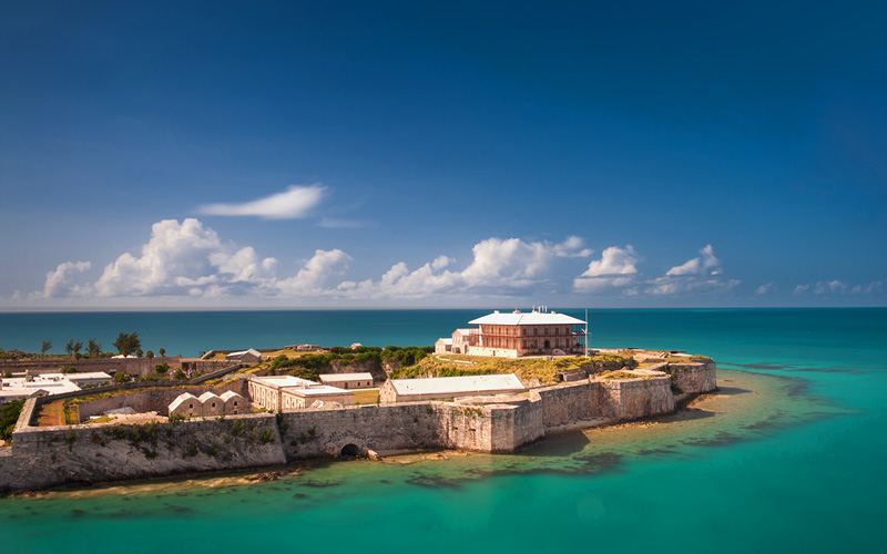 Kings Wharf in Bermuda Celebrity Cruises