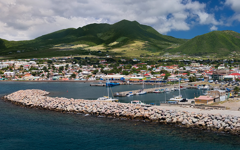 Basseterre St. Kitts Caribbean Celebrity Cruises