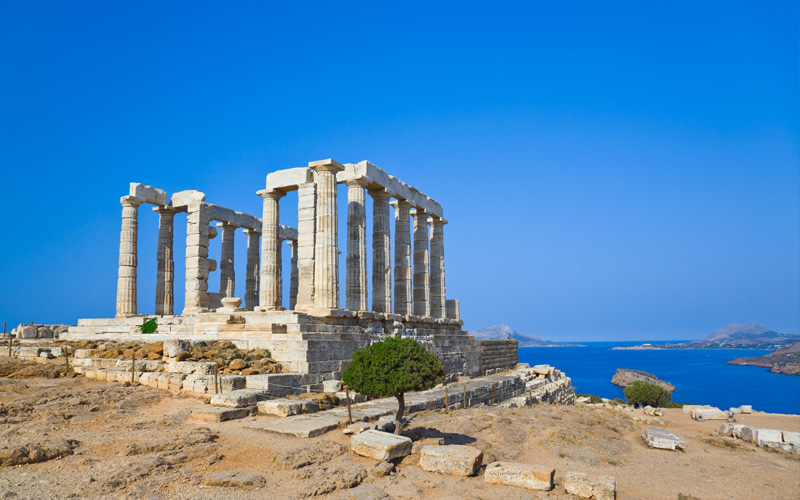 Poseidon Temple Athens, Greece Celebrity Cruises