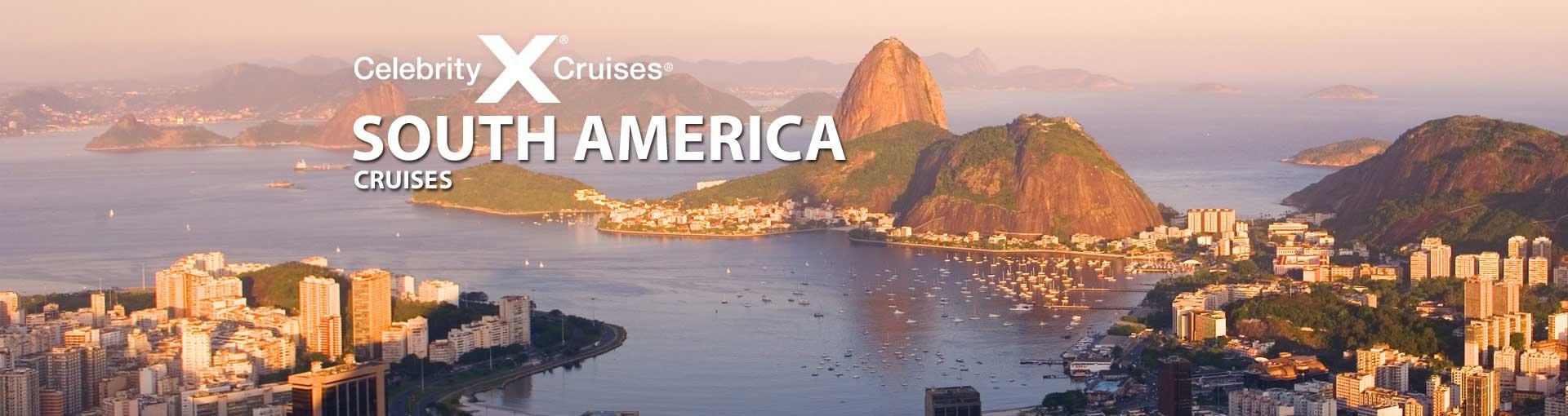 Celebrity Cruises South America Cruises