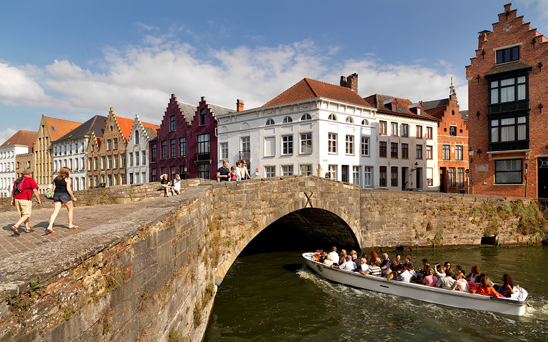 Bruges, Belgium Celebrity Cruises Transatlantic