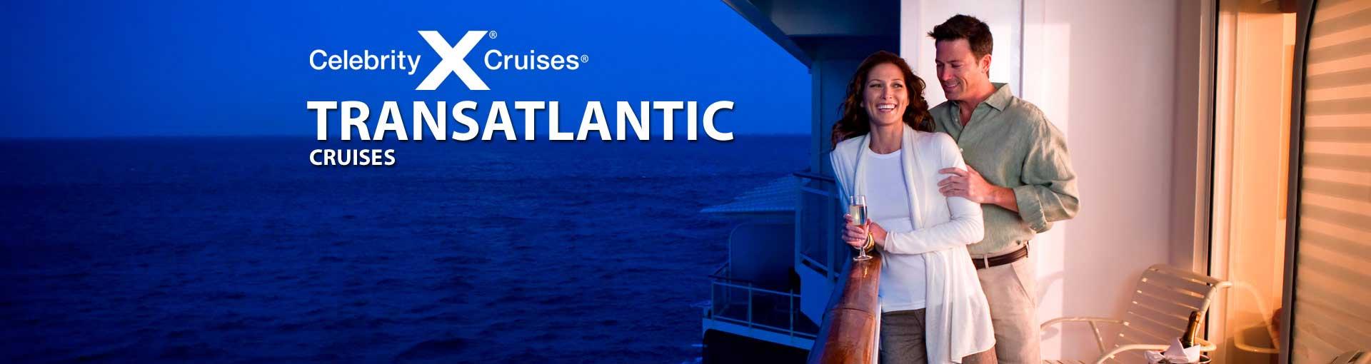 Celebrity Cruises Transatlantic Cruises