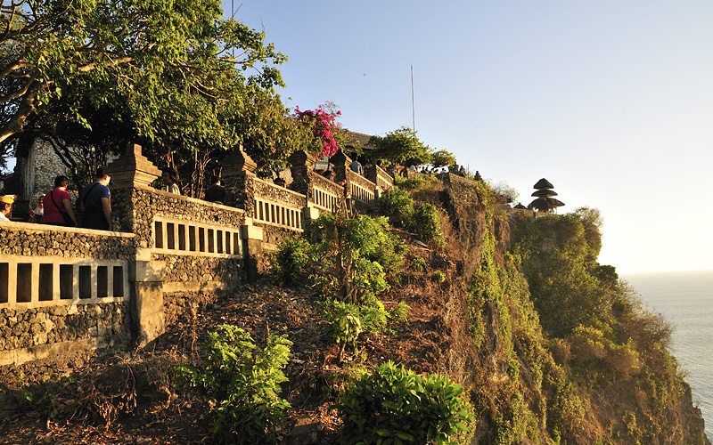 Uluwatu Temple Celebrity Cruises Asia