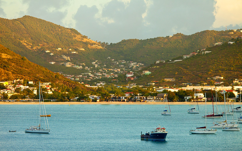 Philipsburg St. Martin Celebrity Cruises Caribbean