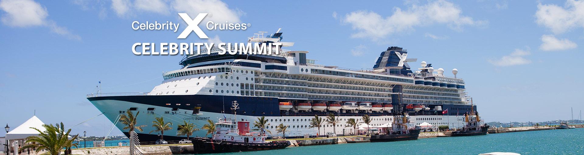 Celebrity Summit Banner