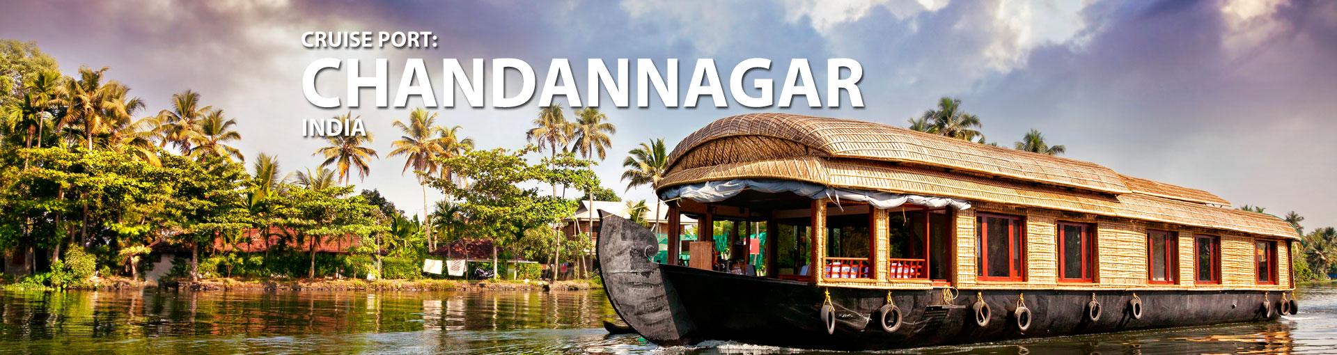 Cruises to Chandannagar, India