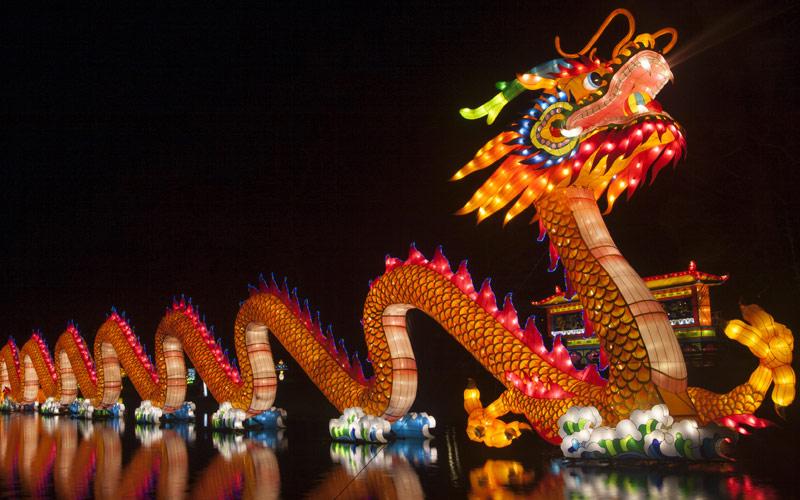 China Light Dragon