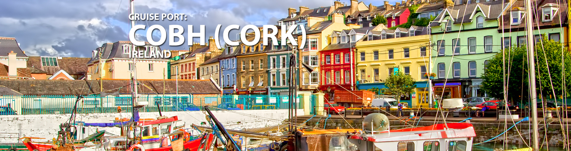 Cruises to Cobh (Cork), Ireland