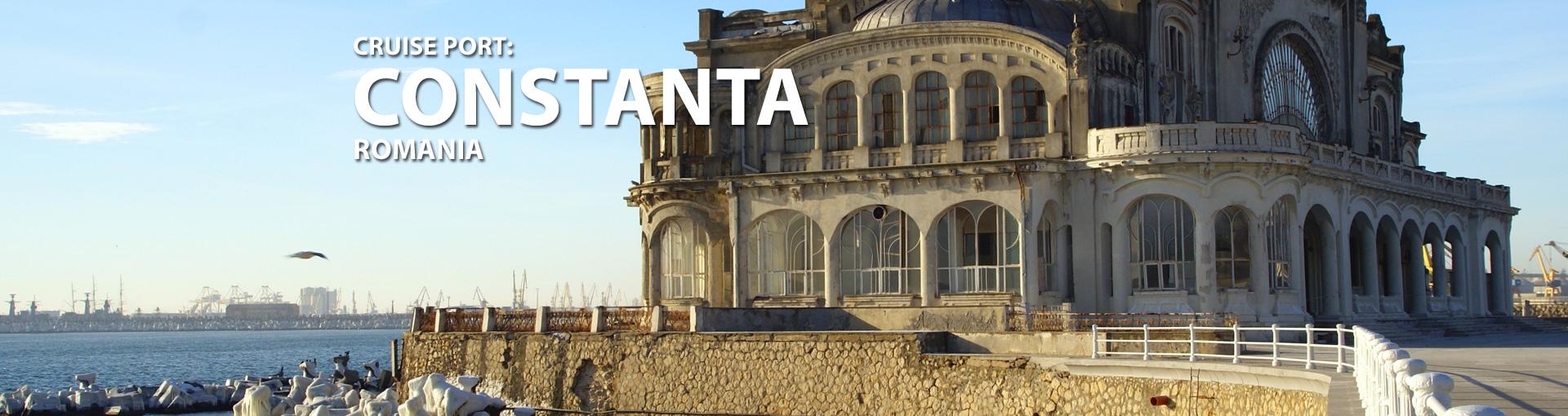 Cruises to Constanta, Romania