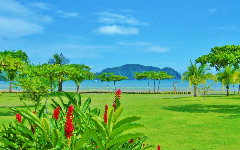 Costa Rican Coastline
