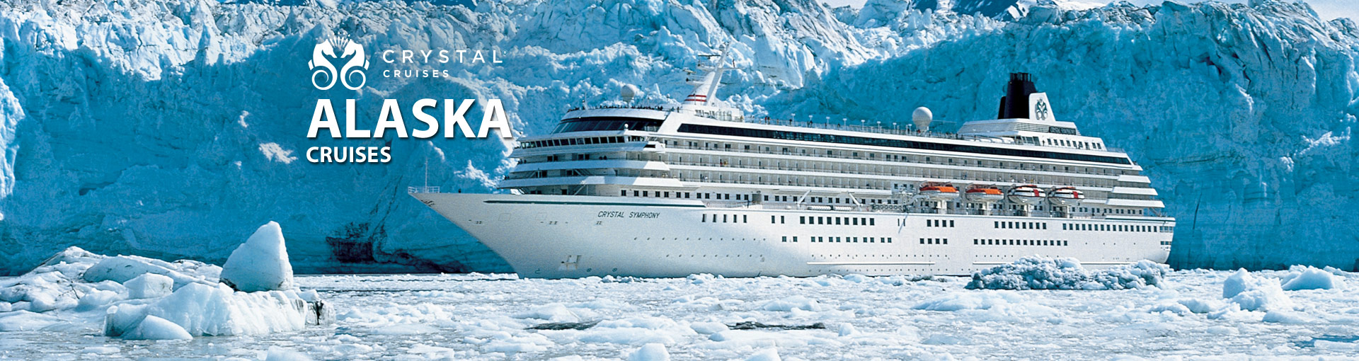 Crystal Cruises Alaska Cruises